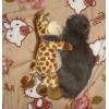 Спят усталые игрушки, кошки спят